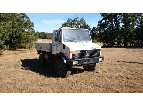 Unimogs Mercedes-Benz U1300L
