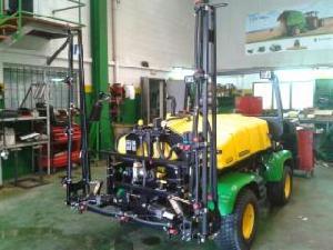 Comprar online Vehículos Multiuso John Deere hd200 de segunda mano
