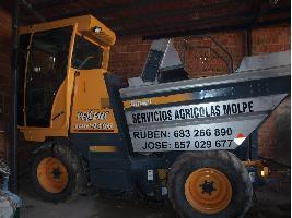 Vendimiadoras de uva 4460 activi Pellenc