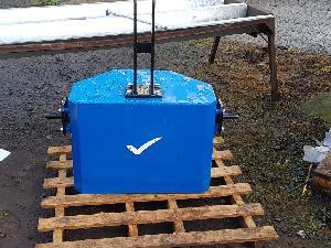 Ofertas Complementos para Tractores RITE ENGINEERING weight block De Ocasión