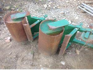 Venta de Rodillos Desconocida rodillo liso de 4metros y diametro 450.  ms00382/4 usados