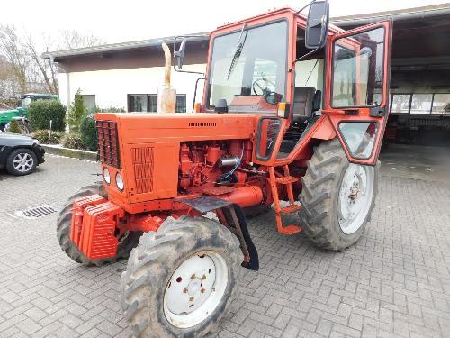 Tractores agrícolas Belarus MTS 82 ALLRAD TRAKTOR