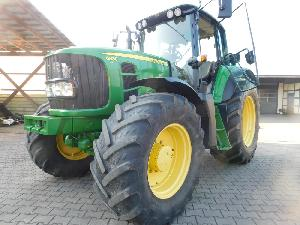 Traktoren JOHN DEERE  6830 ALLRAD PREMIUM TRAKTOR