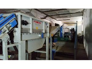 Fruit and Vegetable Sorters Ey FOMESA