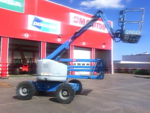 Carrelloni  AEREA GENIE Z45/25 JRT