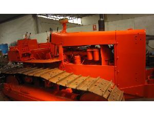 Tractores de cadenas Fiat 120C