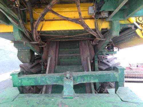 Cosechadoras de leguminosas Ploeger  530