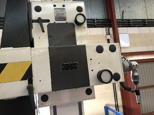 Control system WENZEL PRAZISION MEDICION TRIMIDENSIONAL 3D