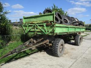 Venta de Remolques agrícolas FORTSCHRITT hw 80.11 usados