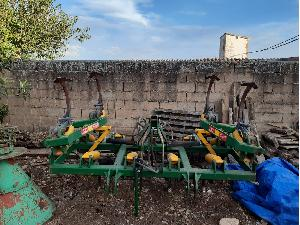 Venta de Cultivadores Desconocida arados 13 hidráulicos usados