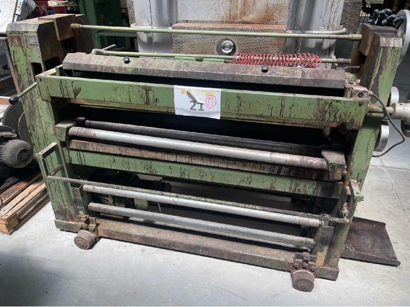 Maquinaria para madera BARBERAN ENTINTADORA   TA-300.