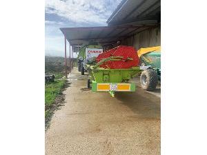 Cosechadoras de cereales Claas DOMINATOR 98 SL