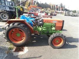 Tractores agrícolas 8845 DT Agria