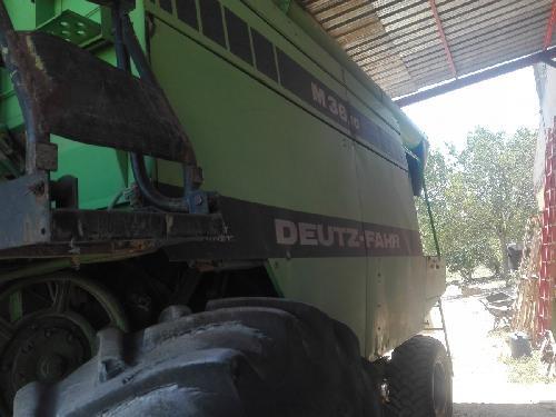 Cosechadoras de cereales Deutz-Fahr COSECHADORA  M 36