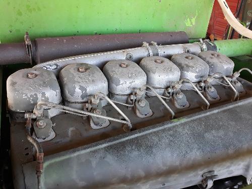 Colheitadeiras cereais Deutz-Fahr M1080