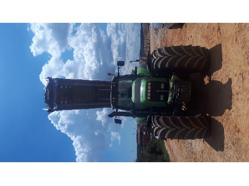Tractores agrícolas Deutz-Fahr X720