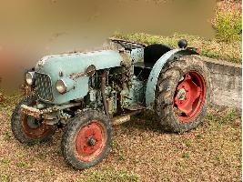 Complementos para Tractores Eicher Es puma