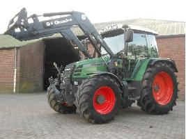 Tractores agrícolas 309C Fendt