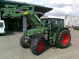 Comprar online Tractores agrícolas Fendt 209 vario de segunda mano