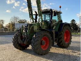 Tractores agrícolas Fendt 714 Vario Fendt