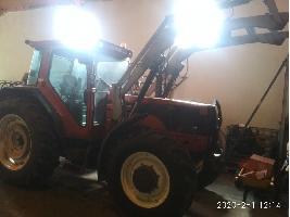 Complementos para Tractores Fiat 130T con pala leon 386 Fiat