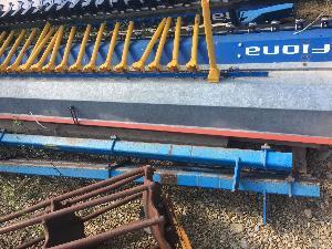 Venta de Sembradoras en línea mecánica Fiona sembradora  3mts vertsen  vg  vms00029 usados