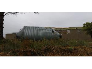 Venta de Silos Desconocida silo de pienso 13000kg usados