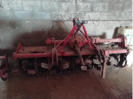 Fresadoras - Rotovator Rotovator con rulo Howard
