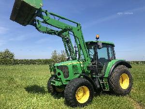 Ofertas Tractores agrícolas John Deere 6220 De Ocasión