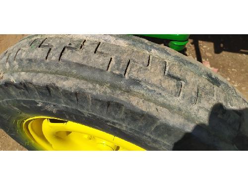 Tractores agrícolas John Deere 2120