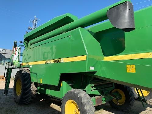 Cosechadoras de cereales John Deere 2254
