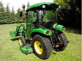 Tractores agrícolas 3720 John Deere