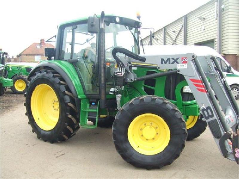 Tractors John Deere 6230