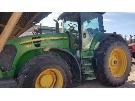 Tractores agrícolas 7830 John Deere