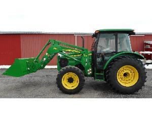Comprar online Tractores agrícolas John Deere 5525 de segunda mano