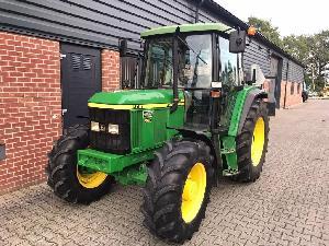 Tractores agrícolas John Deere  6110 SE