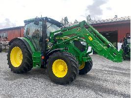 Tractores agrícolas John Deere 6125R John Deere