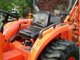 Tractores agrícolas  Kubota
