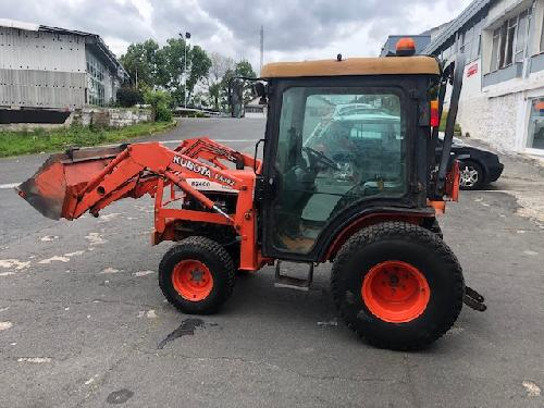 Tractores agrícolas Kubota B2400