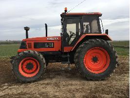 Tractores agrícolas K1 - 150 Kubota
