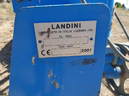 Disc mowers Landini SEGADORA LATERAL  2.80 M
