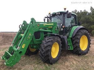 Venta de Tractores agrícolas John Deere 6930 usados