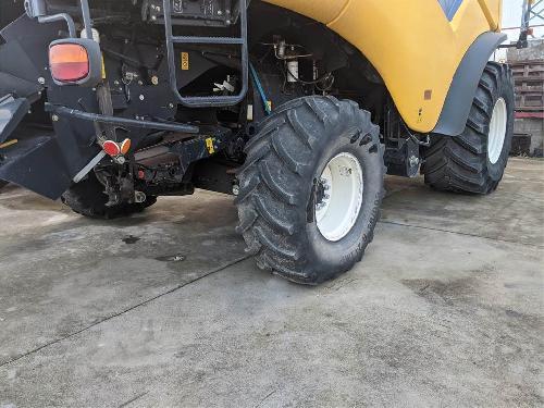 Cosechadoras de cereales New Holland CR9070