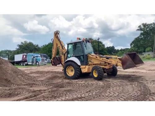 Tractors New Holland 655E