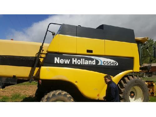 Mietitrebbie New Holland COSECHADORA CS 540
