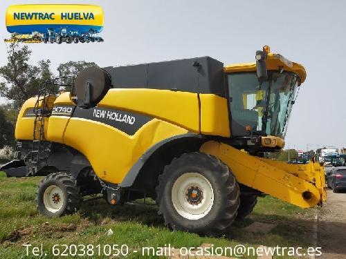 Mietitrebbie New Holland  CX 740