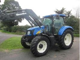 Tractores agrícolas T6070 New Holland