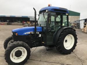 Tractores agrícolas New Holland TN 95FA