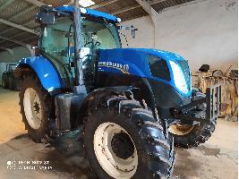 Tractores agrícolas TRACTOR New Holland