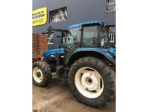 Tractores agrícolas New Holland TRACTOR TM 125 DT